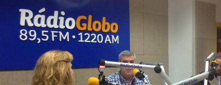 RÁDIO GLOBO RJ: AO VIVO AM / FM ONLINE RIO DE JANEIRO