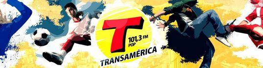 Rádio Transamérica FM 101.3 / AO VIVO / Rio